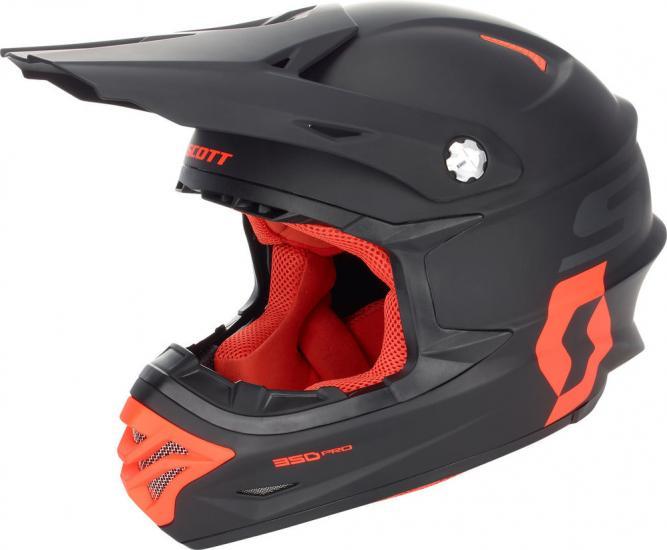 Scott 350 Pro 2018 Helmet