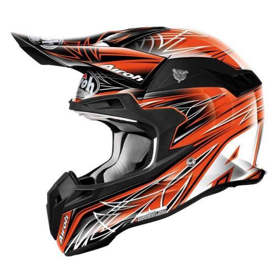 Airoh Terminator Sharp Motocross Helmet