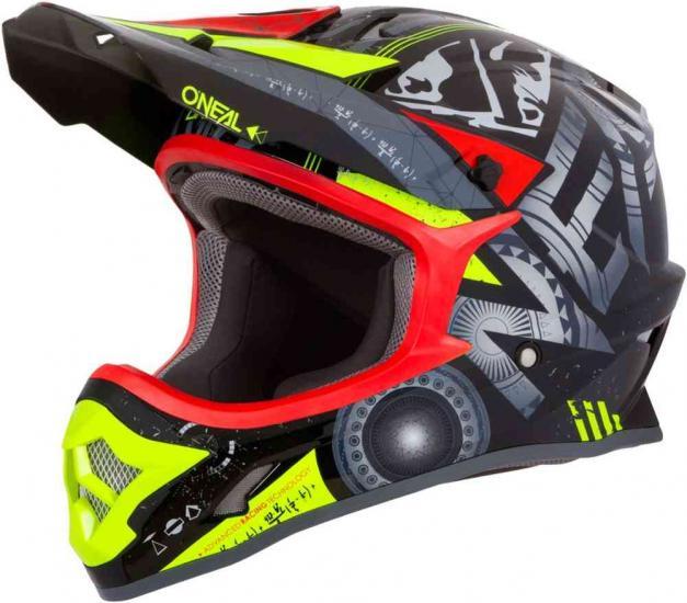 Oneal 3Series Helium Motocross Helmet
