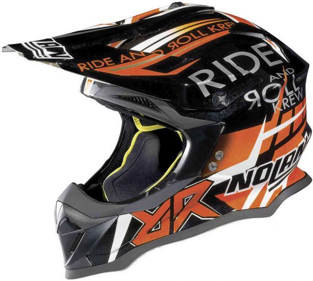 Nolan N53 M.Bianconcini Replica Motocross Helmet