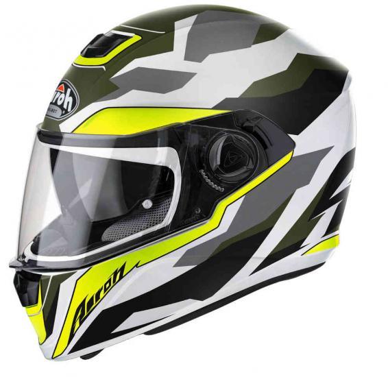 Airoh Storm Soldier Motorcycle Helmet