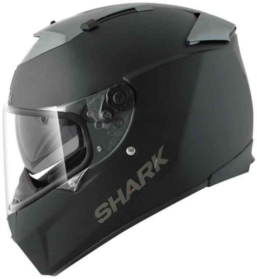 Shark Speed-R Series 2 Dual Black Helmet