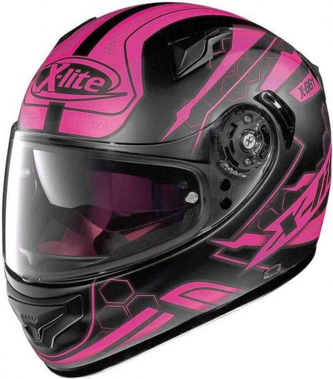X-Lite X-661 Honeycomb N-Com Helmet
