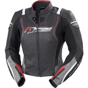 Probiker PRX-16 leather combi jacket