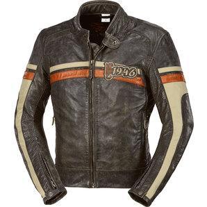 HELD 5632 RETRO mens jacket, black