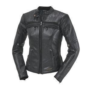 Cafe Racer Timeless IV Ladies combijacket, black