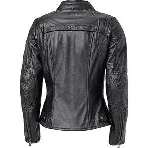 Held 5501 Amber Leather Ladies Jacket, black