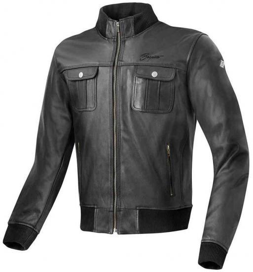 Bogotto Brooklyn Leather Jacket