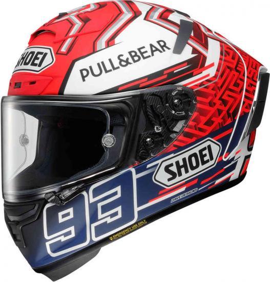 Shoei X-Spirit III Marquez 5 Motorcycle Helmet