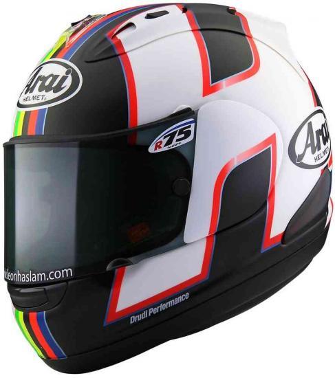 Arai RX-7 V Haslam Helmet