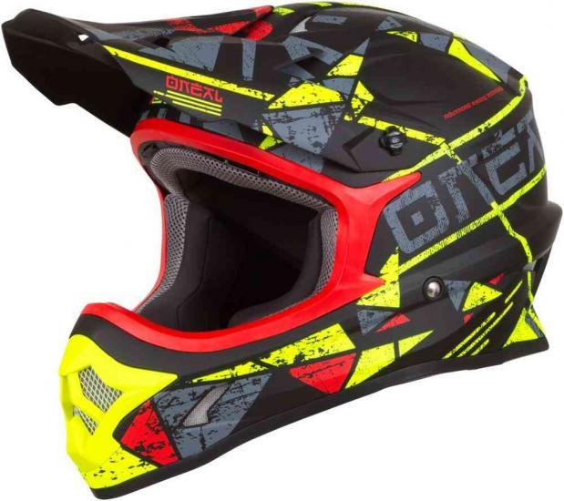 Oneal 3Series Zen Motocross Helmet