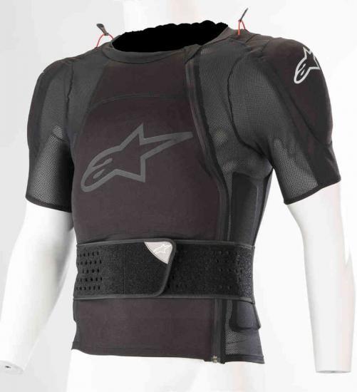 Alpinestars Sequence Protection Jacket Short Sleeve