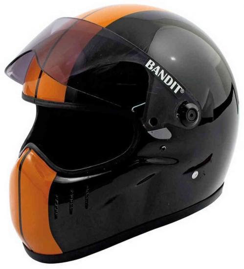 Bandit XXR Race Motorcycle Helmet