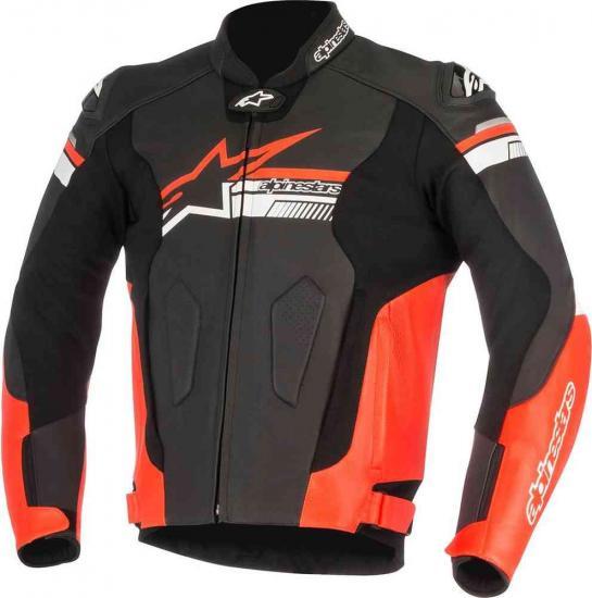 Alpinestars Fuji Motorcycle Leather Jacket