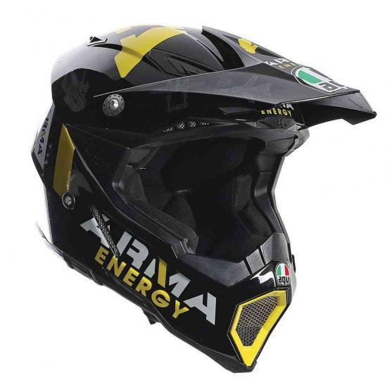 AGV AX-8 Evo Arma Motocross Helmet