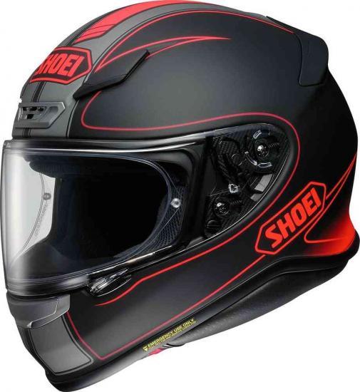 Shoei NXR Flagger Motorcycle helmet