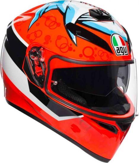 AGV K-3 SV Attack Helmet