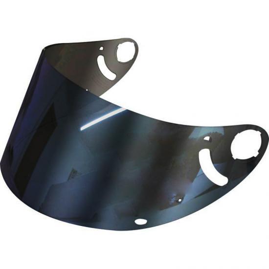 Shark RSR / RSX mirrored Visor