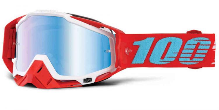 100% Racecraft Extra Goggles