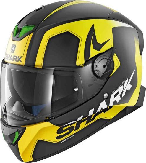 Shark Skwal II Trion Mat Helmet