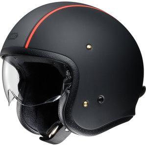 Shoei J.O Jet Helmet Carburettor TC-8