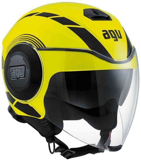 AGV City Fluid Equalizer Jet Helmet
