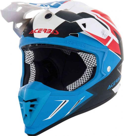 Acerbis Profile 3.0 Snapdragon Motocross Helmet