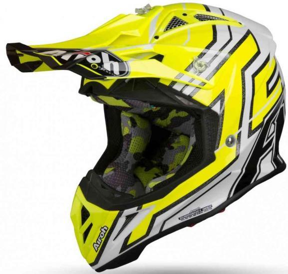 Airoh Aviator 2.2 Cairoli 019 Motocross Helmet