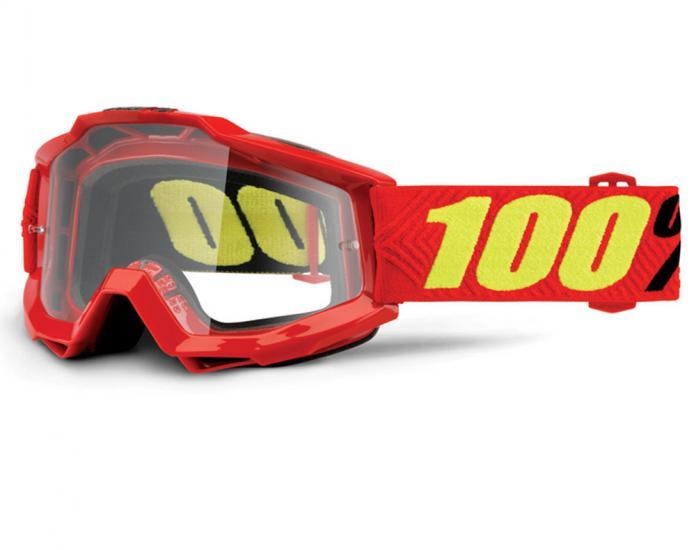 100% Accuri Goggles