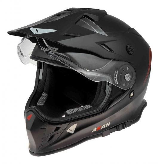 UFO Akan Enduro Adventure Motocross Helmet