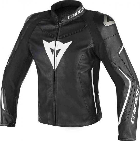 Dainese Assen Motorcycle Leather Jacket