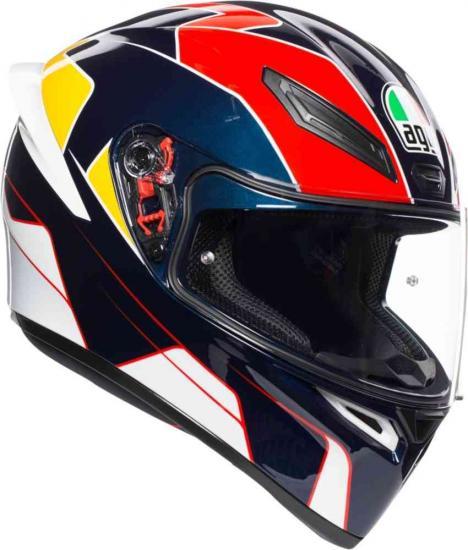 AGV K-1 Pitlane Helmet