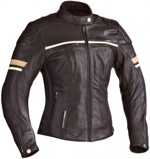 Ixon Motors Ladies Leather Jacket