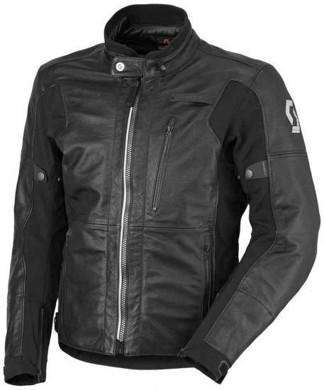 Scott Tourance DP Leather Jacket