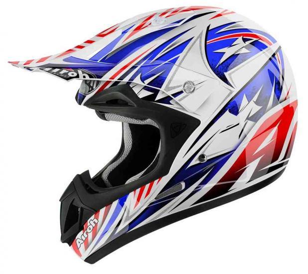 Airoh Jumper Attack Motocross Helmet