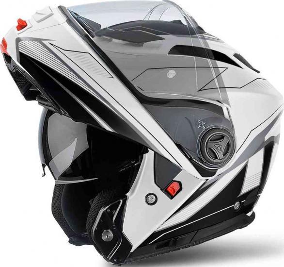 Airoh Phantom S Spirit Flip-Up Motorcycle Helmet