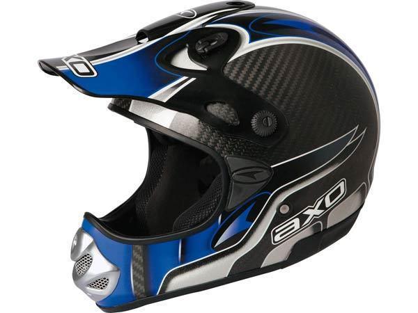 AXO MM Carbon Evo Motocross Helmet