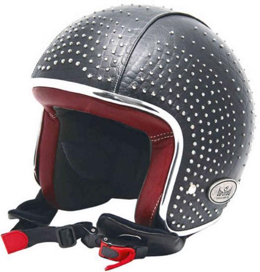 Baruffaldi Zeon Swarovski Jet Helmet