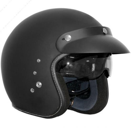 Rocc Classic Pro Jet Helmet