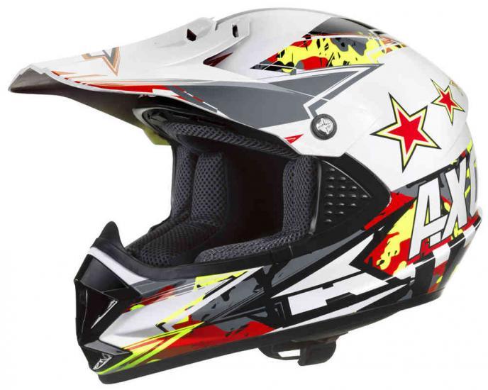 AXO Ninja JR Kids Motocross Helmet