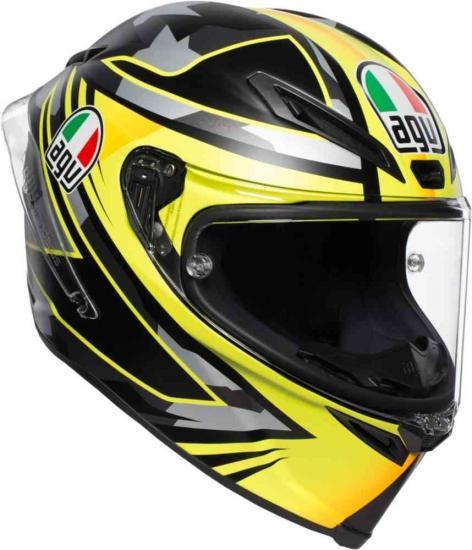 AGV Corsa R MIR Winter Test 2018 Helmet