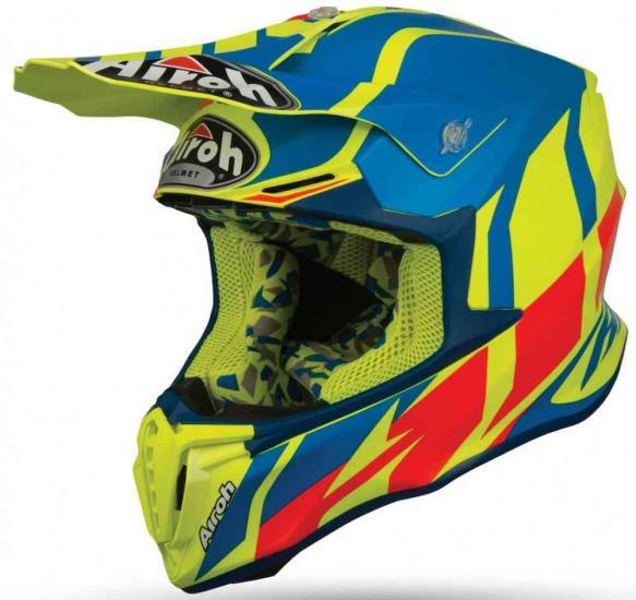 Airoh Twist Great Motocross Helmet