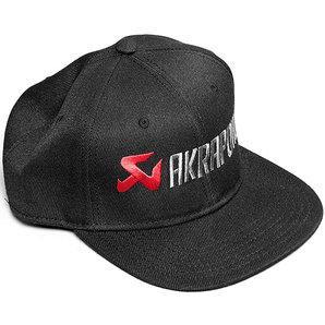 Akrapovic Baseball Cap Flat, one size, black