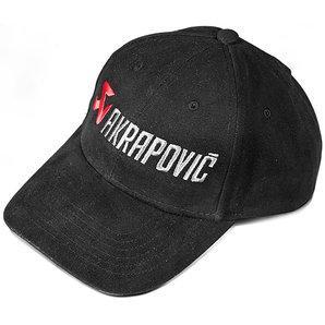 Akrapovic Baseball Cap Black, one size fits all