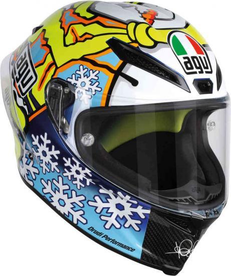 AGV Pista GP Rossi Winter Test LTD Helmet