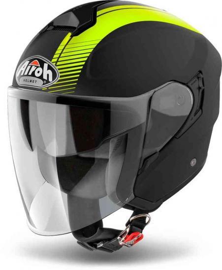 Airoh Hunter Simple Jet Helmet