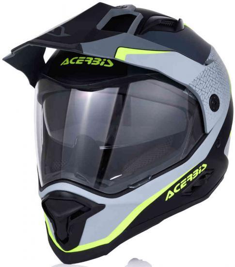 Acerbis Reactive Graffix Motocross Helmet