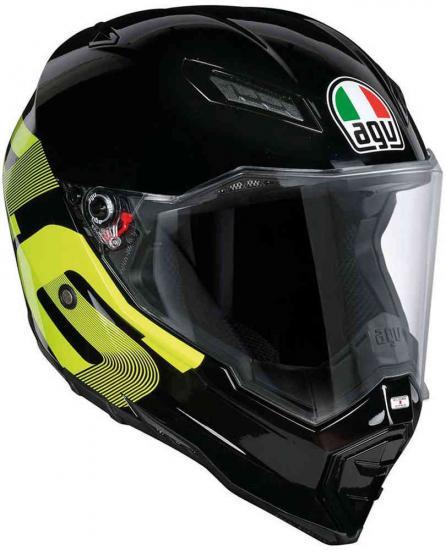AGV AX-8 Evo Naked Identity Helmet