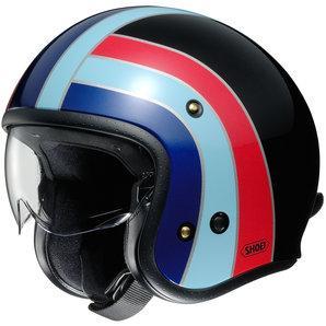 Shoei J.O nostalgia TC-10 Jet Helmet