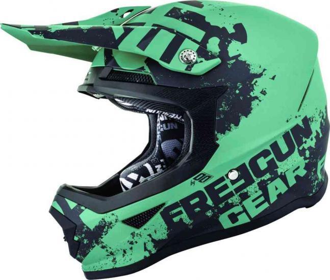 Freegun XP4 Fog Motocross Helmet